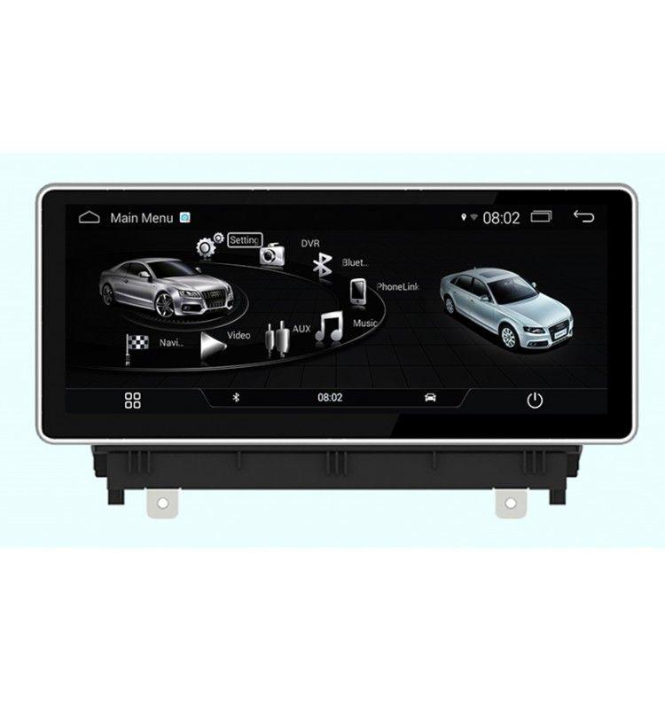 Autoradio GPS Android Audi A3 depuis 2014 à 2015