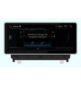 Autoradio GPS Android Audi A3 depuis 2014