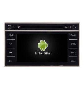Autoradio ANDROID 6.1 GPS intégré Toyota Hilux depuis 2015
