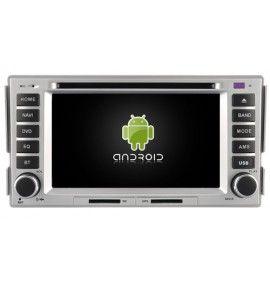 Autoradio GPS S160 Android Hyundai Santa Fe de 2009 à 2012