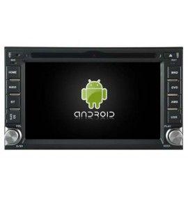 Autoradio GPS Android 6.1 Nissan Cube, Micra, Note, X-Trail, Qashqai, Pathfinder, Navara, Juke, Patrol