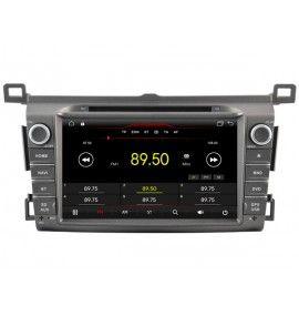 Autoradio GPS Android 6.1 Toyota RAV4 depuis 2013