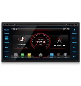Autoradio ANDROID 10 GPS Toyota Corolla, Verso, Hilux, RAV4, Land Cruiser 100. - 1