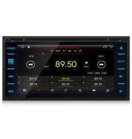 Autoradio ANDROID 10 GPS Toyota Corolla, Verso, Hilux, RAV4, Land Cruiser 100. - 2