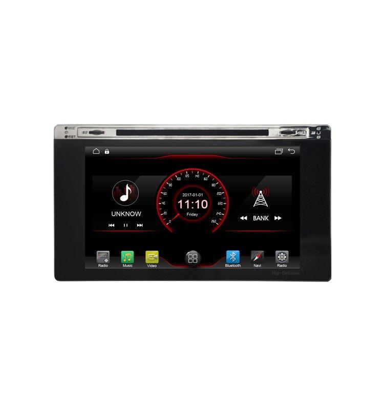 Autoradio Android 6.1 GPS Bluetooth intégré Toyota Auris depuis 2017