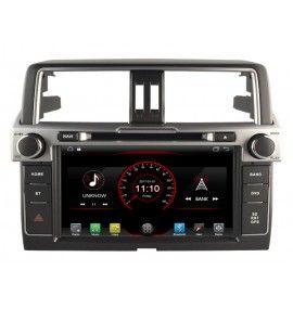 Autoradio GPS Android 6.1 Toyota Land Cruiser Prado depuis 2014