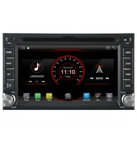 """Autoradio 6.2"""" GPS Android 6.1 Universel 2DIN Double DIN"""