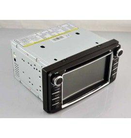 Autoradio Android GPS Bluetooth Multimédia intégré Toyota Corolla, Verso, Hilux, RAV4, Land Cruiser 100
