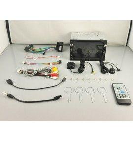 Autoradio S80 GPS Bluetooth Volkswagen Golf 4, Polo, Bora, Passat B5, Transporter T5, Sharan 2