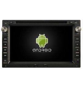 Autoradio Android GPS Bluetooth Volkswagen Golf 4, Polo, Bora, Passat B5, Transporter T5, Sharan 2
