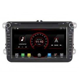 "Autoradio 8"" Android GPS Seat Altea, Leon, Toledo, Alhambra, Altea XL"