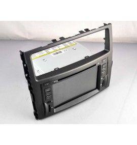 "Autoradio 6.2"" GPS Android 8.1 Multimédia intégré Mitsubishi Pajero et Montero 2006 à 2012"