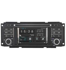 Autoradio S80 GPS Bluetooth Chrysler 300M, Voyager, Sebring, Town, Country, Stratus, Grand Voyager