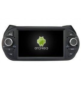 Autoradio Android 10 GPS, Bluetooth Peugeot Bipper, Citroen Nemo et Fiat Fiorino . - 4