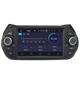 Autoradio Android 10 GPS, Bluetooth Peugeot Bipper, Citroen Nemo et Fiat Fiorino . - 3