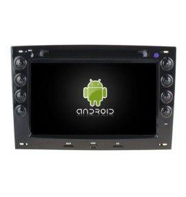 Autoradio GPS Android 10 Renault Megane 2 II - 4