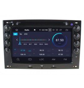 Autoradio GPS Android 10 Renault Megane 2 II - 5