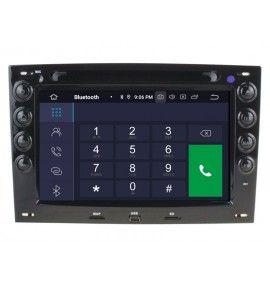 Autoradio GPS Android 10 Renault Megane 2 II - 2