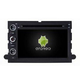 Autoradio GPS Android 9.0 Ford Mustang, Fusion, Explorer, F150, Focus, Edge
