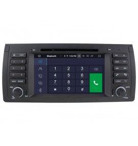 Autoradio GPS Android 9.0 BMW E39 série 5 et M5 - E53 X5