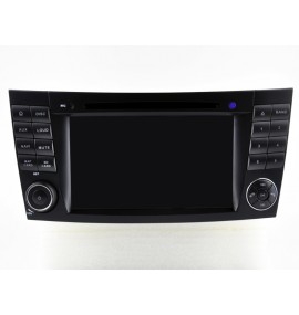 Autoradio GPS Bluetooth Android 10 Mercedes Classe E W211 et CLS W219 - 7