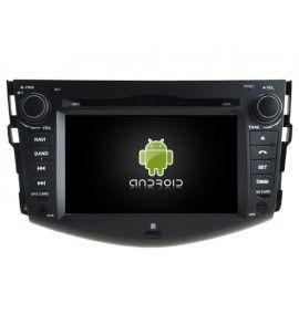 Autoradio GPS Android 9.0 Toyota RAV4 de 2006 à 2012