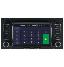 Autoradio GPS Android 9.0 VOLKSWAGEN VW T5 Multivan, California, Caravelle