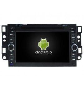 Autoradio GPS Android 9.0 CHEVROLET Epica, Captiva, Spark, Aveo, Lova, TAHOE, Silverado