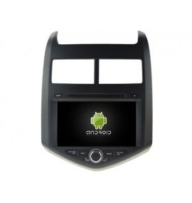 Autoradio GPS Android 9.0 CHEVROLET AVEO depuis 2010