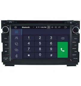 Autoradio GPS Android 9.0 Kia Cee'd et Venga de 2009 à 2014