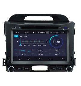 "Autoradio 8"" GPS Android 10 Android Kia Sportage de 2010 à 2016. - 3"