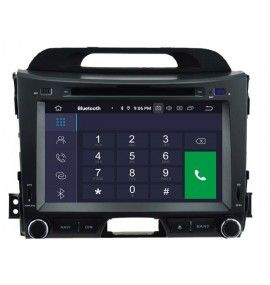 "Autoradio 8"" GPS Android 10 Android Kia Sportage de 2010 à 2016. - 5"