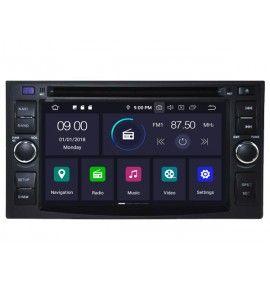 Autoradio GPS Android 10 pour Kia Rio, Carnival, Picanto, Carens, Sorento, Cerato, Sportage, Magentis - 1