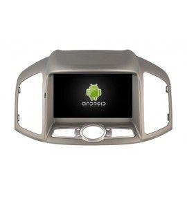 Autoradio GPS Android 9.0 CHEVROLET Captiva depuis 2011