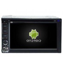 Autoradio GPS Android 9.0 16GB  2GB RAM double din 2 din Universel