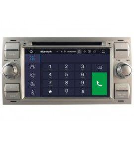 Autoradio G GPS Android 9.0 Ford Kuga, C-Max, S-Max, Fiesta, Focus, Fusion, Mondéo
