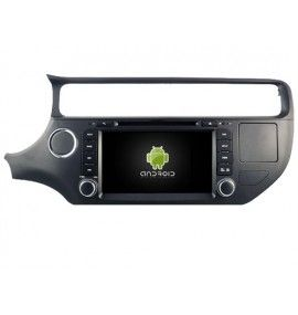 Autoradio GPS Android 10 Kia Rio à partir de 2015 - 4
