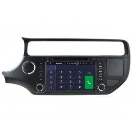 Autoradio GPS Android 10 Kia Rio à partir de 2015 - 5