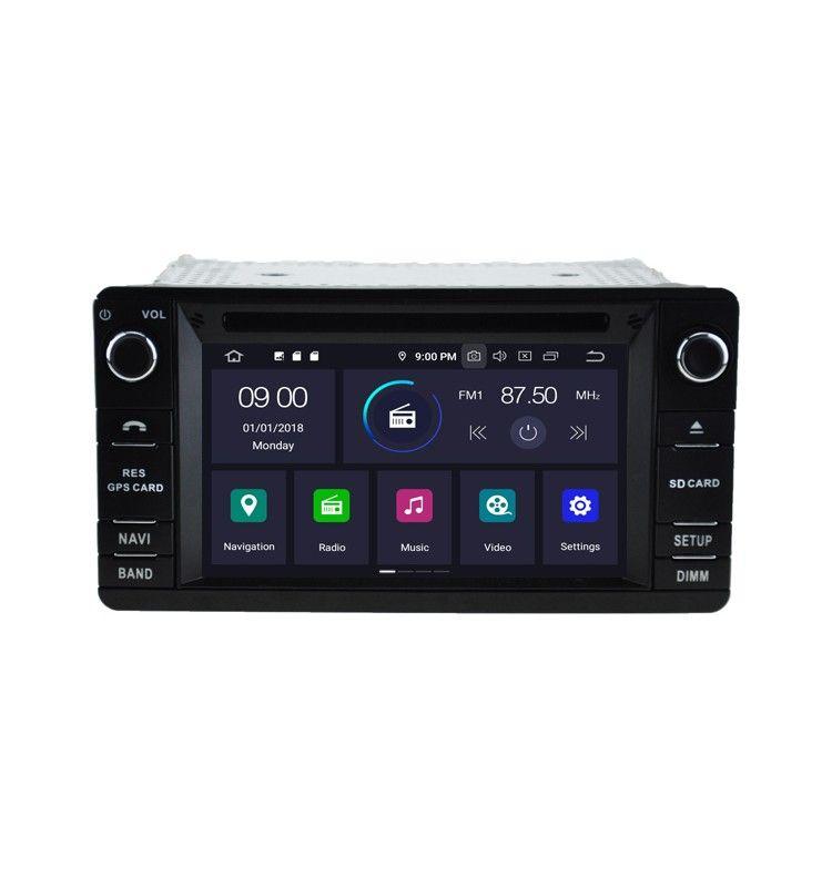 Autoradio GPS Android 9.0 Mitsubishi Outlander depuis 2012, ASX et Lancer depuis 2013