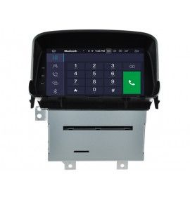 Autoradio GPS Android 10 Bluetooth OPEL Vauxhall Mokka - 2