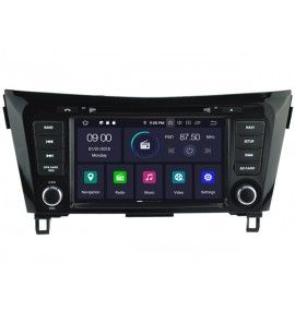 Autoradio GPS Android 10 Nissan Qashqai et X-Trail depuis 2014. - 2