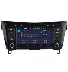 Autoradio GPS Android 10 Nissan Qashqai et X-Trail depuis 2014. - 3