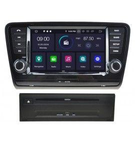 Autoradio GPS Android 10 Skoda Octavia depuis 2013 - 3