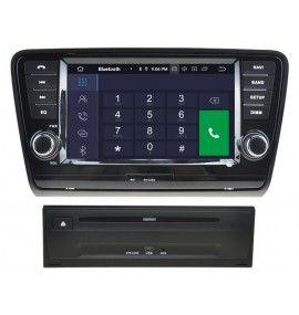 Autoradio GPS Android 10 Skoda Octavia depuis 2013 - 5