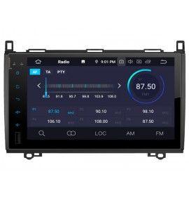 "Autoradio écran 9"" GPS Android 9.0 Mercedes Classe A B Viano Vito Sprinter & VW CRAFTER"