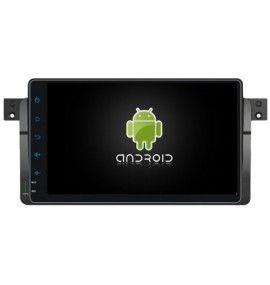 "Autoradio écran 9"" GPS Android 9.0 BMW E46 Série 3 et M3"