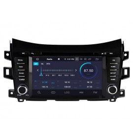 Autoradio GPS Android 9.0 Nissan Navara NP300 depuis 2015