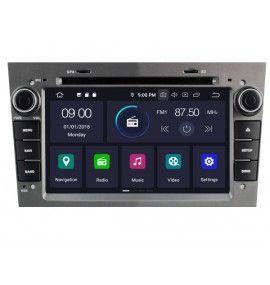 Autoradio G GPS ANDROID 9.0 Opel Astra, Zafira, Corsa, Antara, Meriva, Vectra et Vivaro