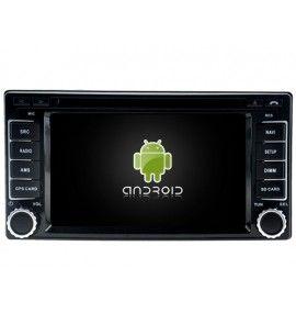 Autoradio GPS Android 9.0 Subaru Impreza, Forester et XV avant 2013