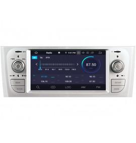 Autoradio G Android 9.0 GPS, Bluetooth intégré Fiat Grande Punto et Linea